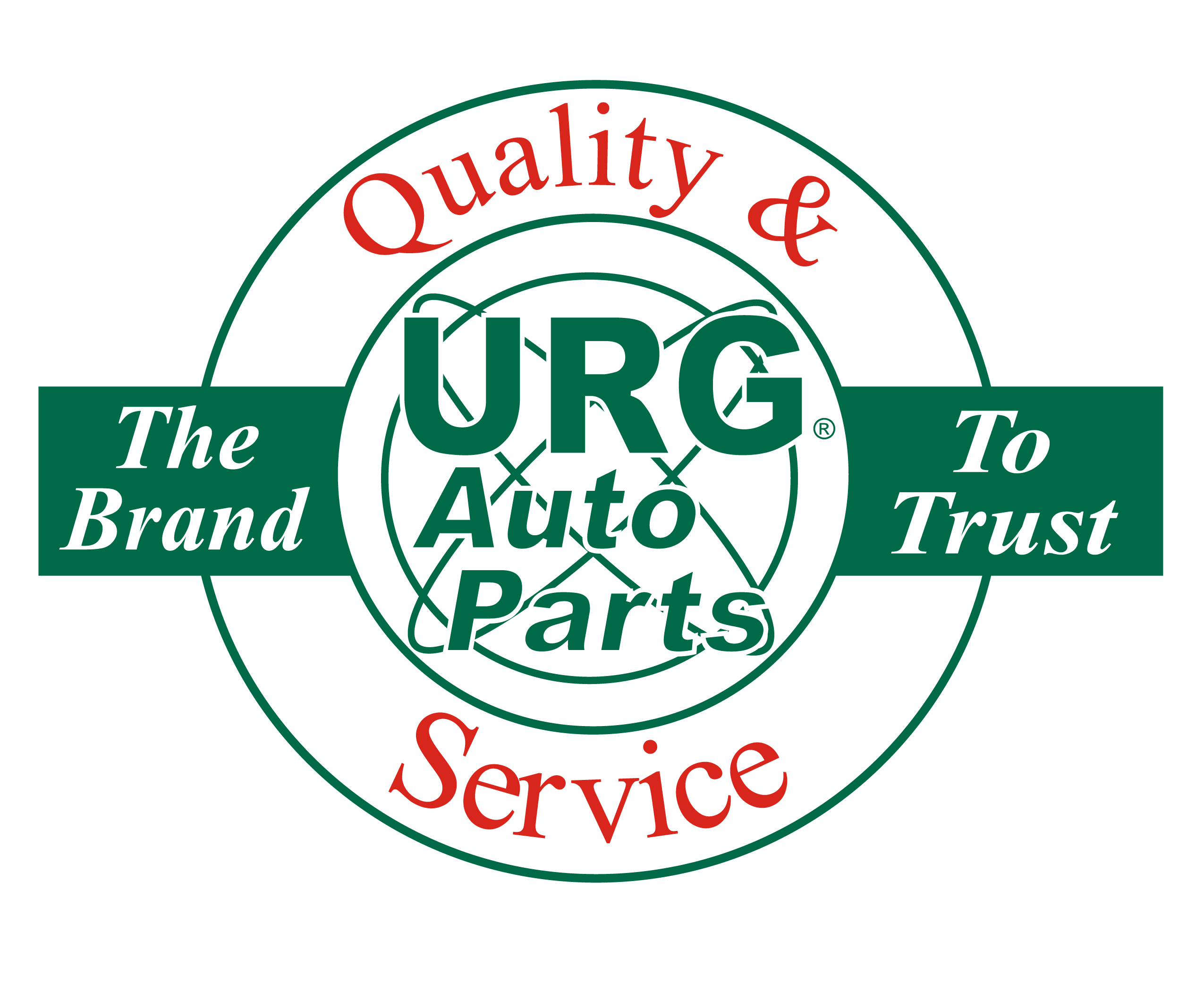 URG Auto Parts logo