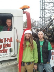 Auto Parts U Pull Gang - Christmas 2012 photo 5