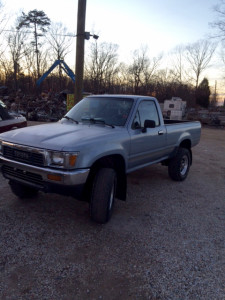 Toyota Pickup For Sale at Auto Parts U Pull